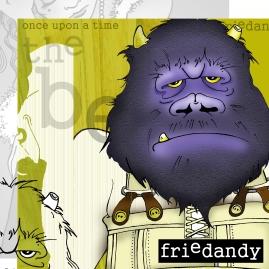 doodle gallery - beast