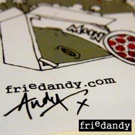 doodle gallery - friedandy signature prt1